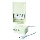 Усилитель антенный 170-230/470-862 МГц / 20/20 дБ с блоком дист. питания  VM23I